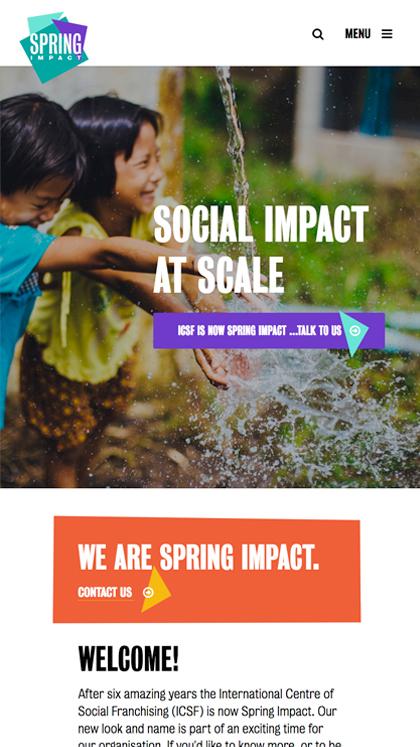 Spring Impact