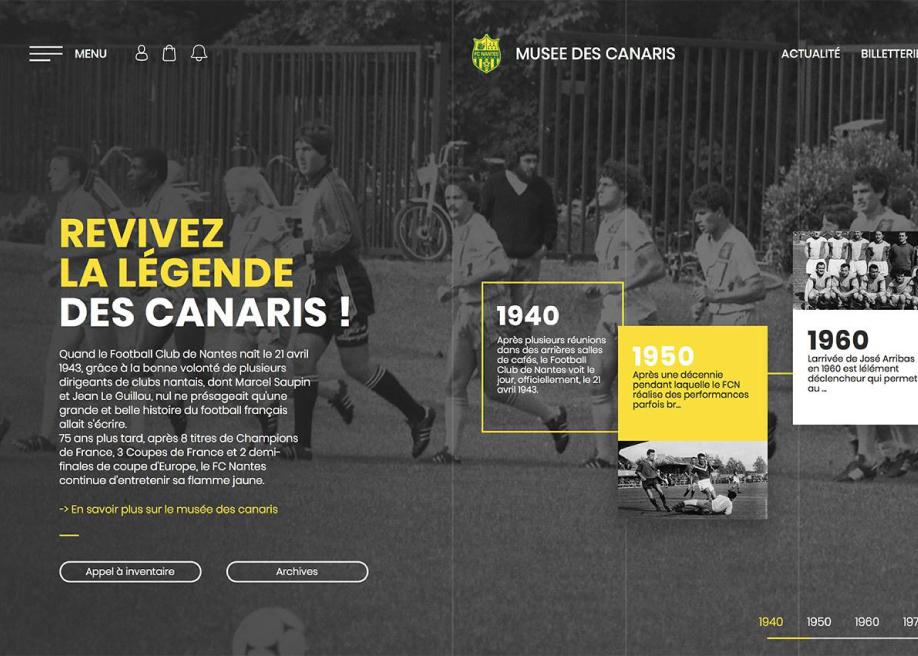 Musée des Canaris