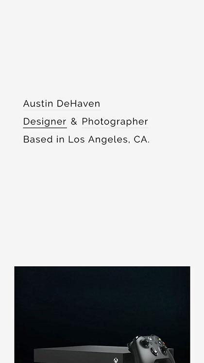Austin DeHaven