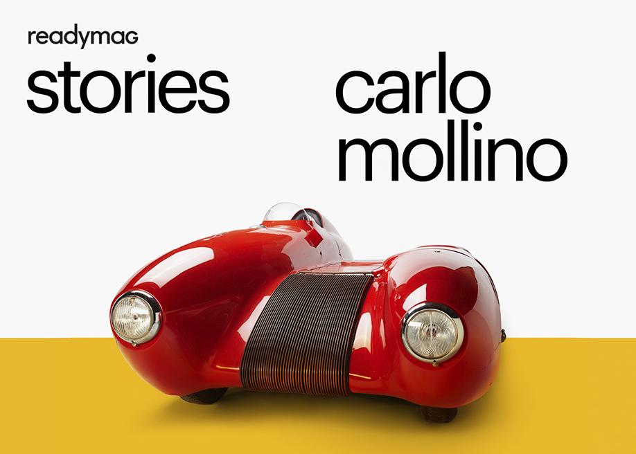 Carlo Mollino by Readymag
