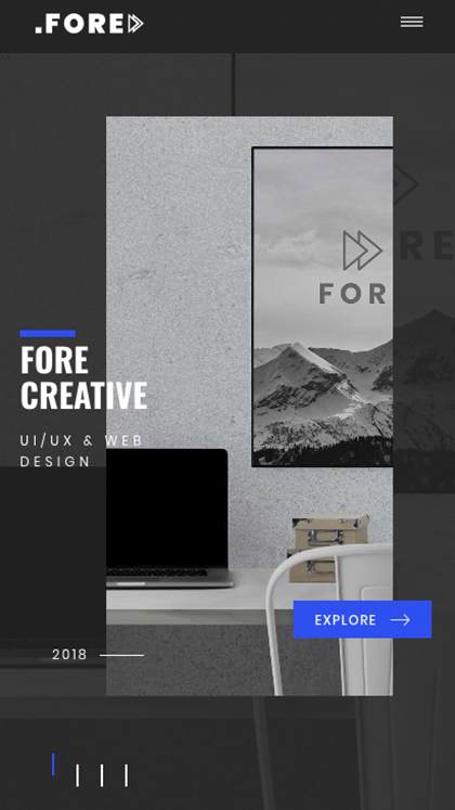 Fore - Creative WordPress