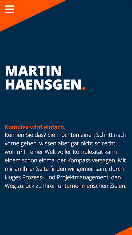Martin Haensgen