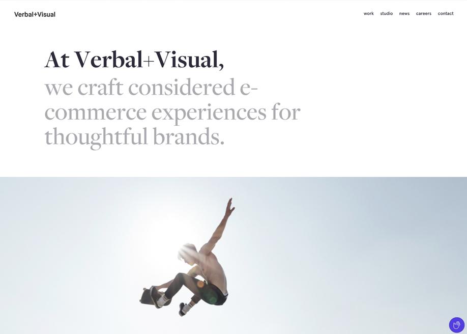 Verbal+Visual