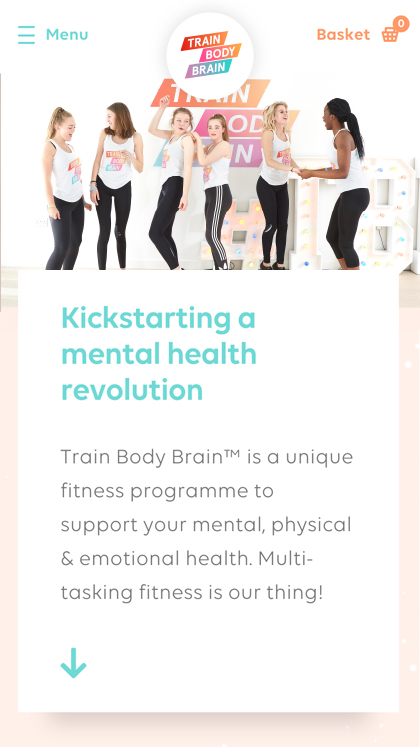 Train Body Brain