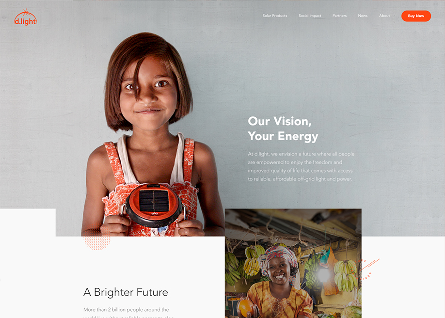 d.light: A Brighter Future