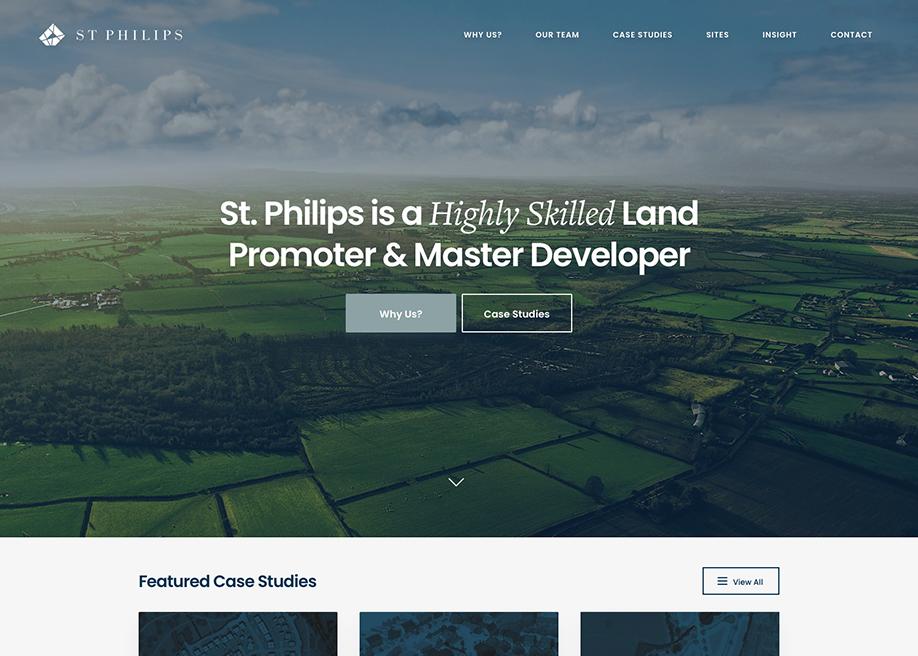 St. Philips Land