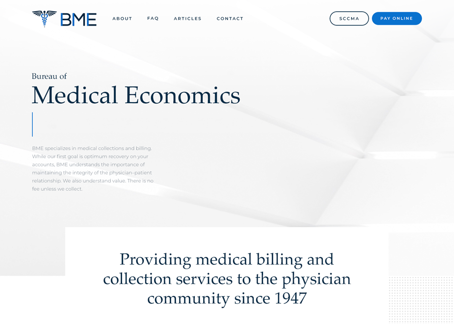 Bureau of Medical Economics