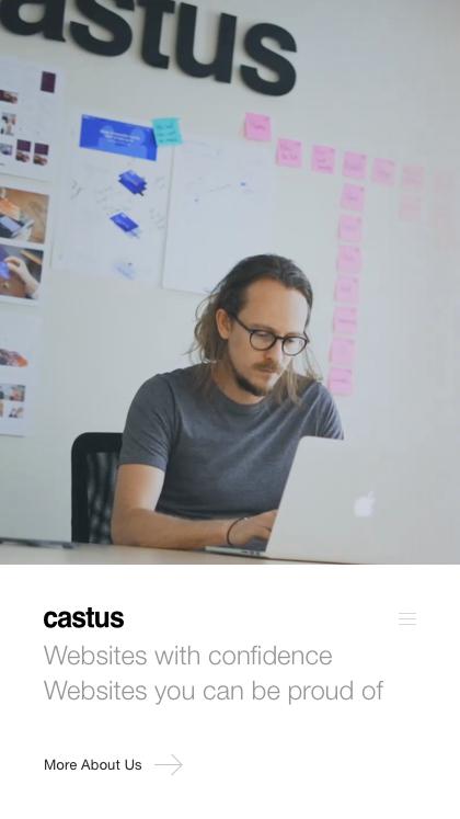 Castus Web Design