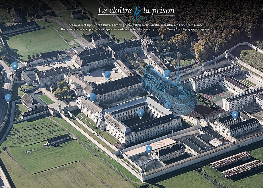 Le cloître & la prison