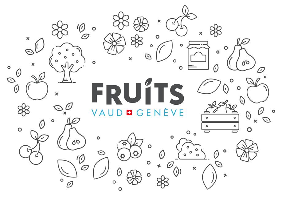 Fruits Vaud Genève