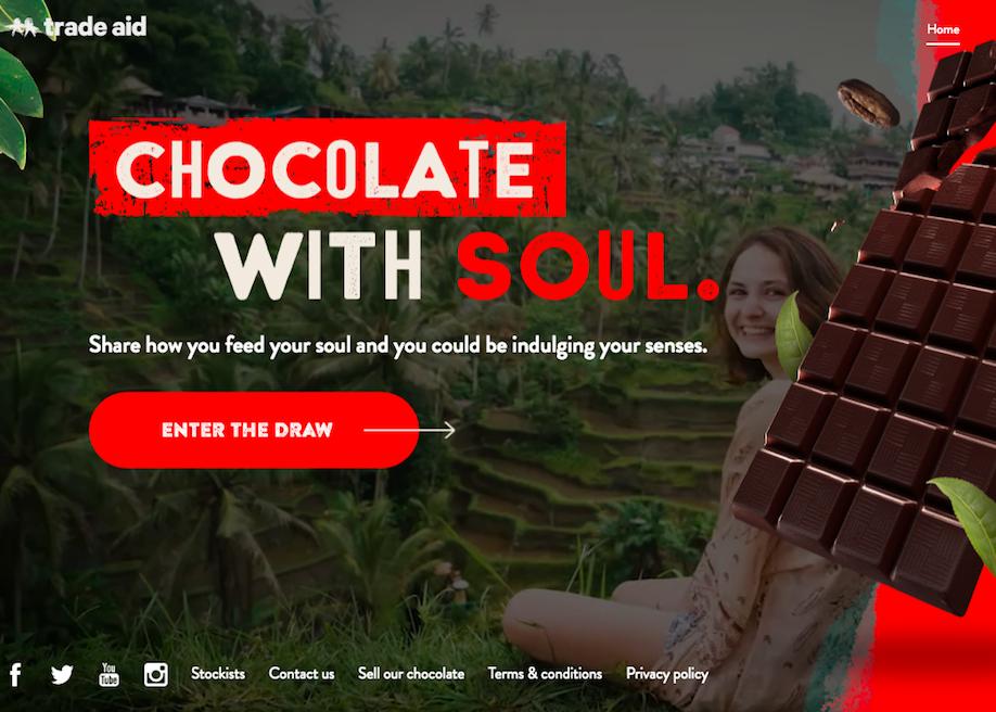 Trade Aid Chocolate