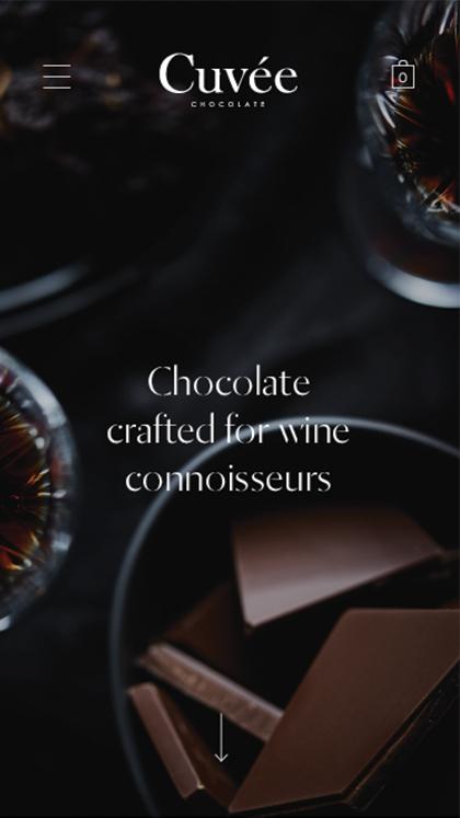 Cuveé Chocolate