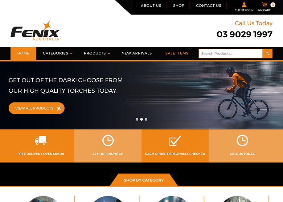 Fenix Lighting Australia