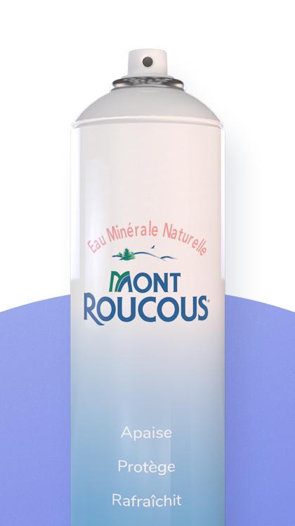 Mont Roucous - Brume d'eau