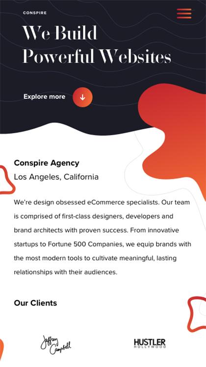 Conspire Agency