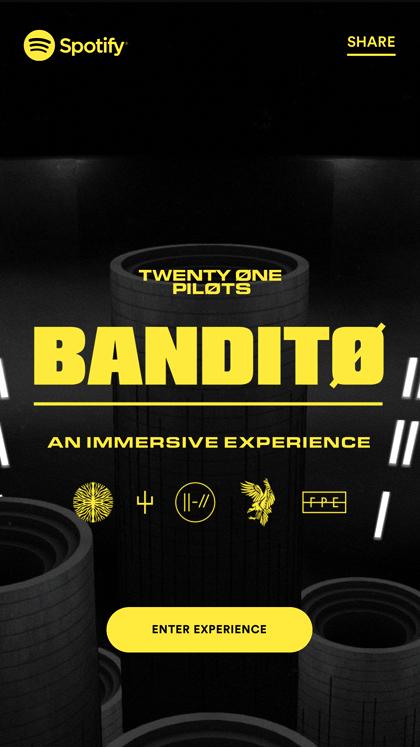 twenty øne piløts - Banditø