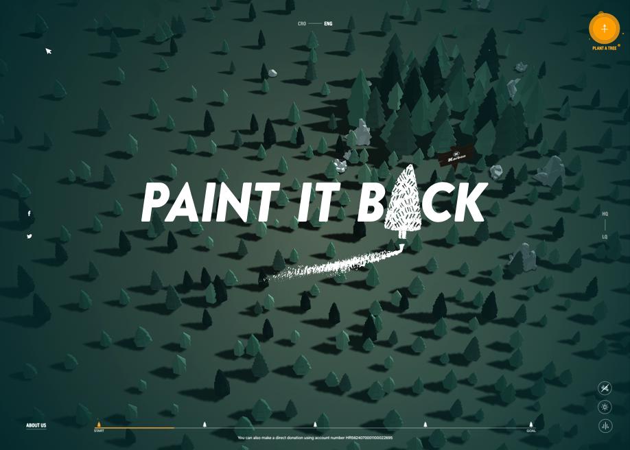 Boranka — Paint it Back