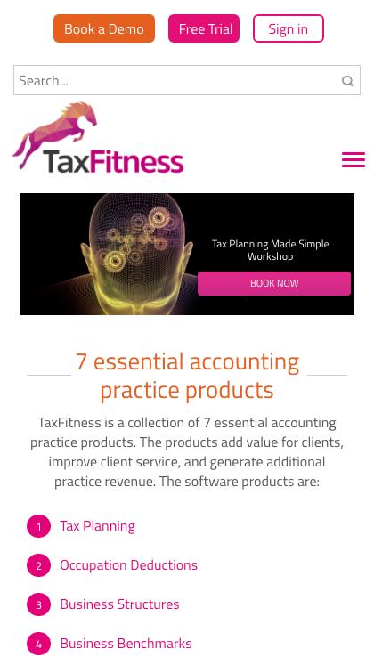 TaxFitness
