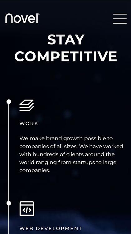 Novel Digital Agency