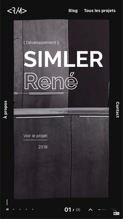 Romain Murschel Portfolio 2018