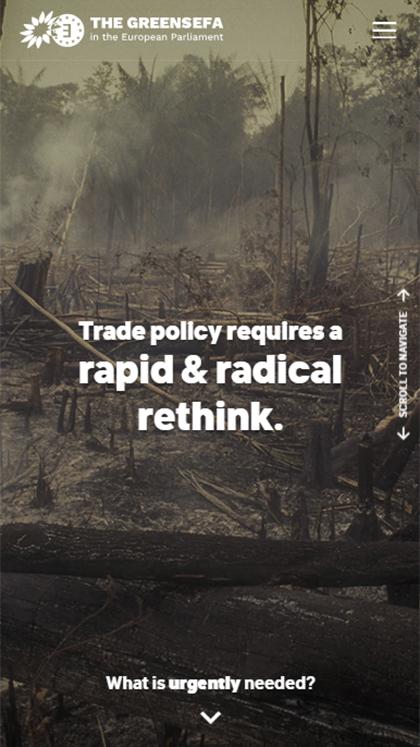 Euro Greens' Trade Paper