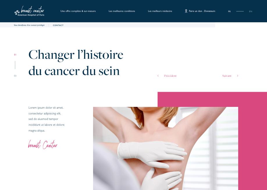 Breast Center