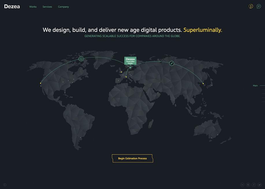 Dezea — New Age Digital Studio
