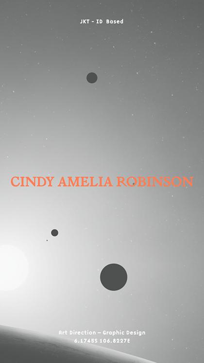 Cindy Amelia