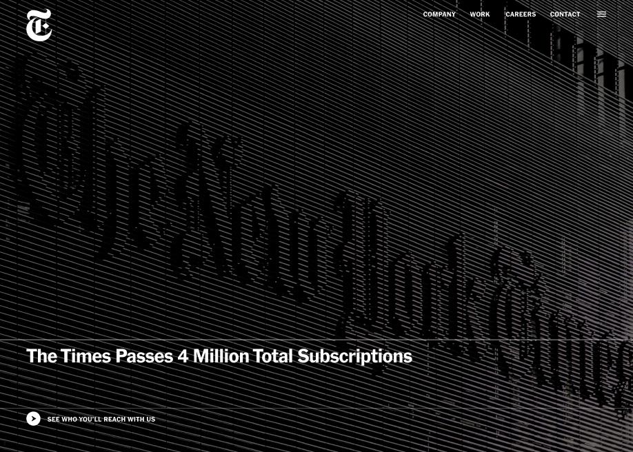 New York Times Company