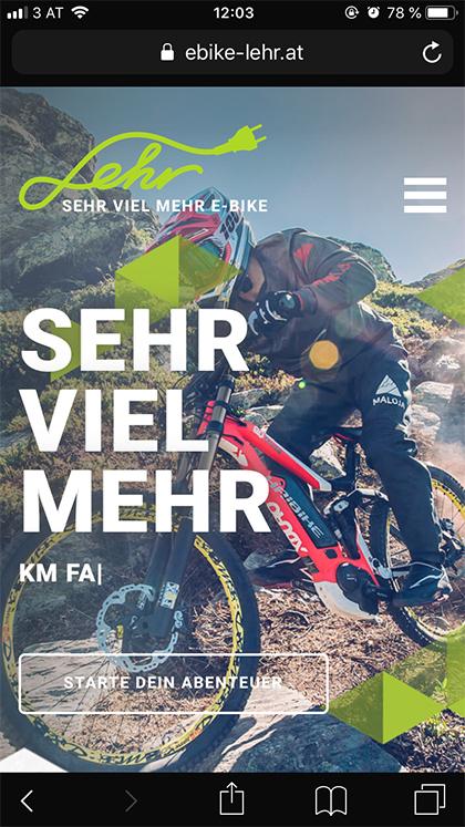 E-Bike Lehr