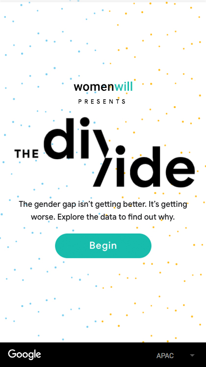 Womenwill The Divide