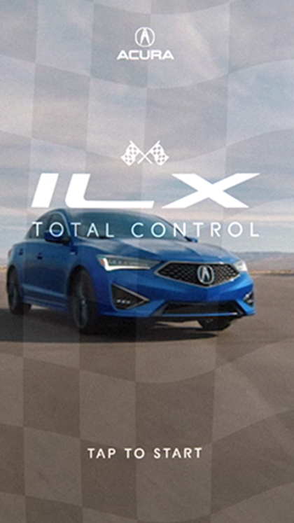 Acura ILX - Total Control