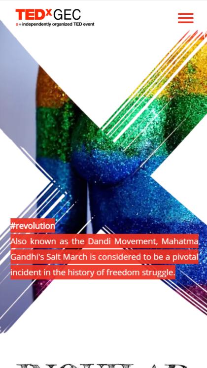 TEDxGEC