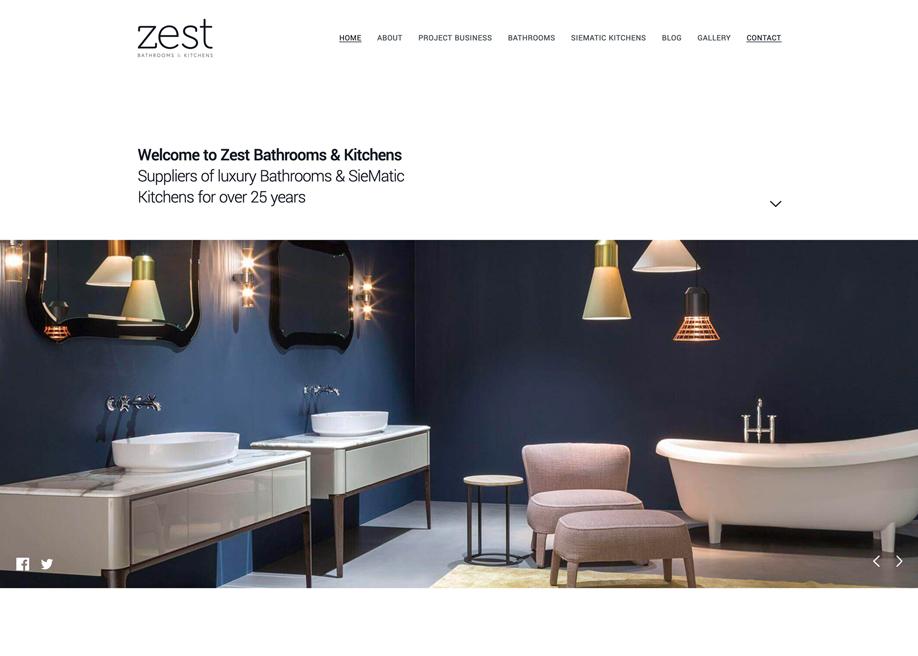 Zest Bathrooms & Kitchens