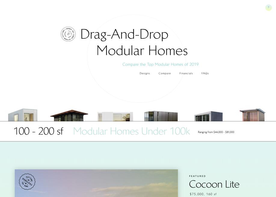 Dwellito - Modular Homes