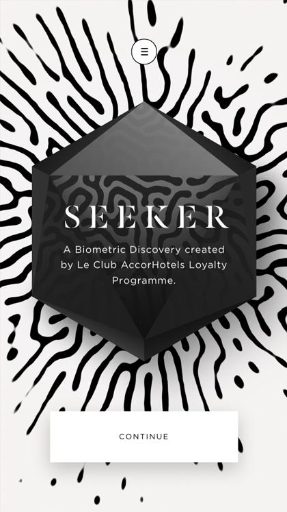 Accor Hotel - Seeker Project