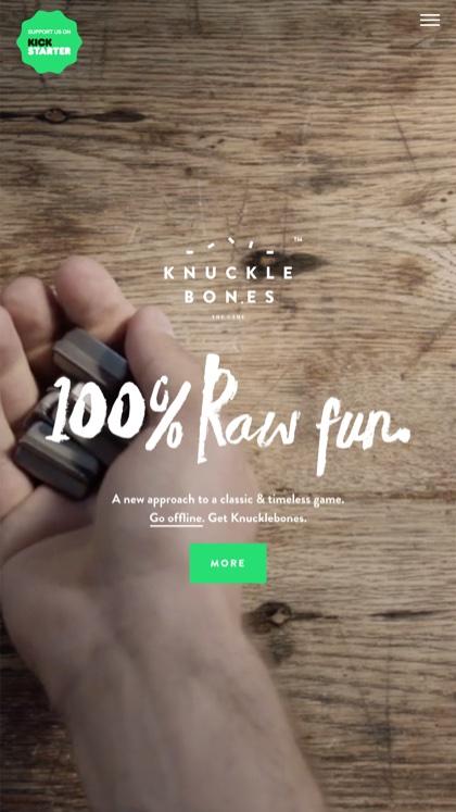 Knucklebon.es - The Game