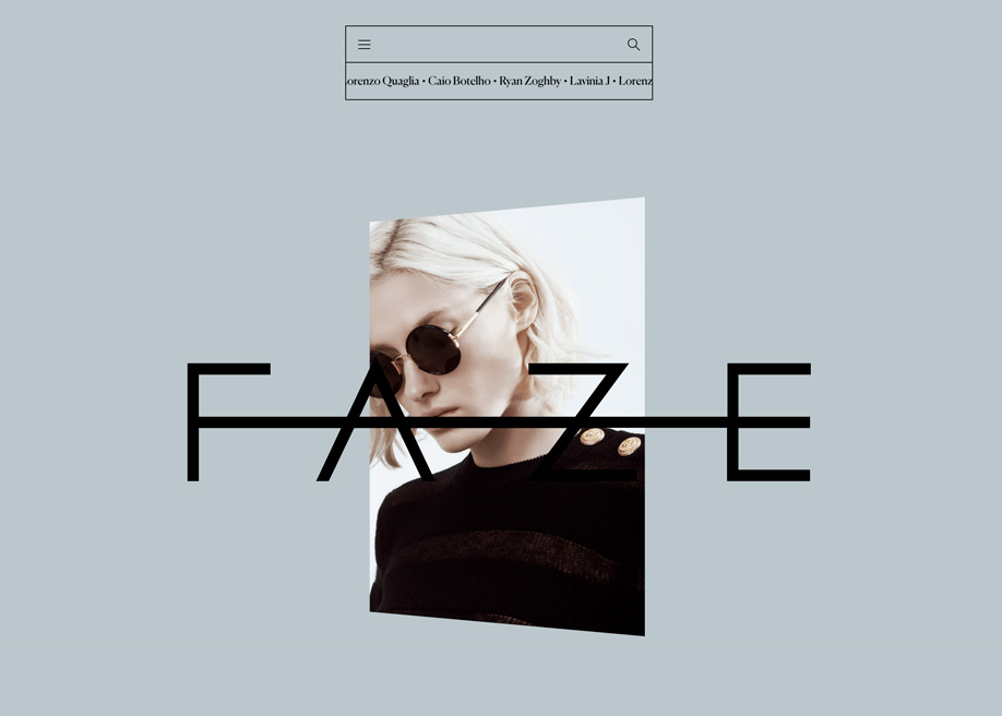 FAZE MODELS