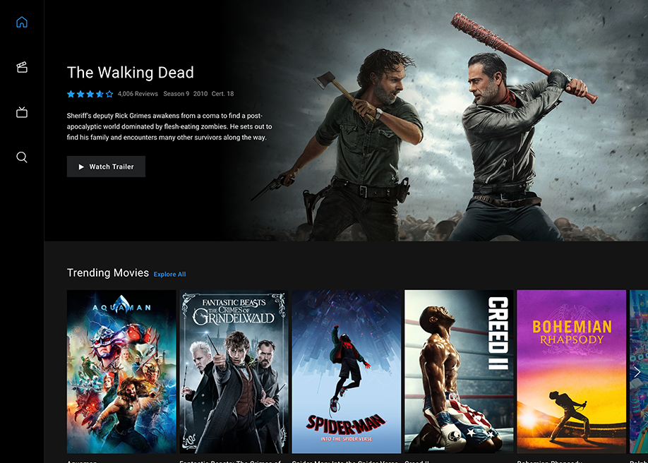 Movies Progressive Web App