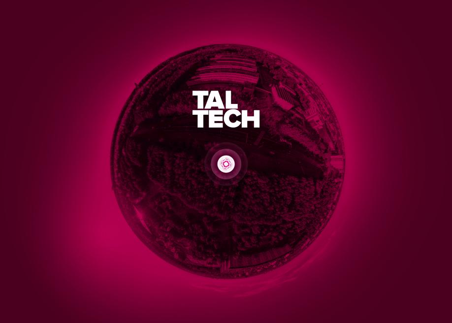 TalTech's Chatbot Virtual Tour