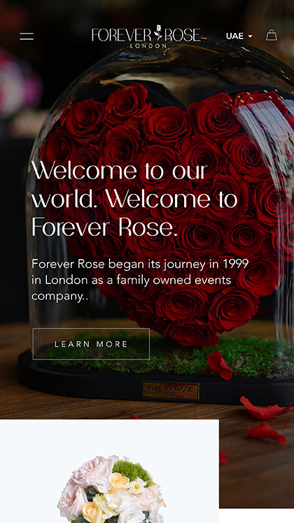 My Forever Rose