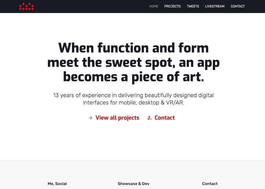 Boris Jankovic | UI Design