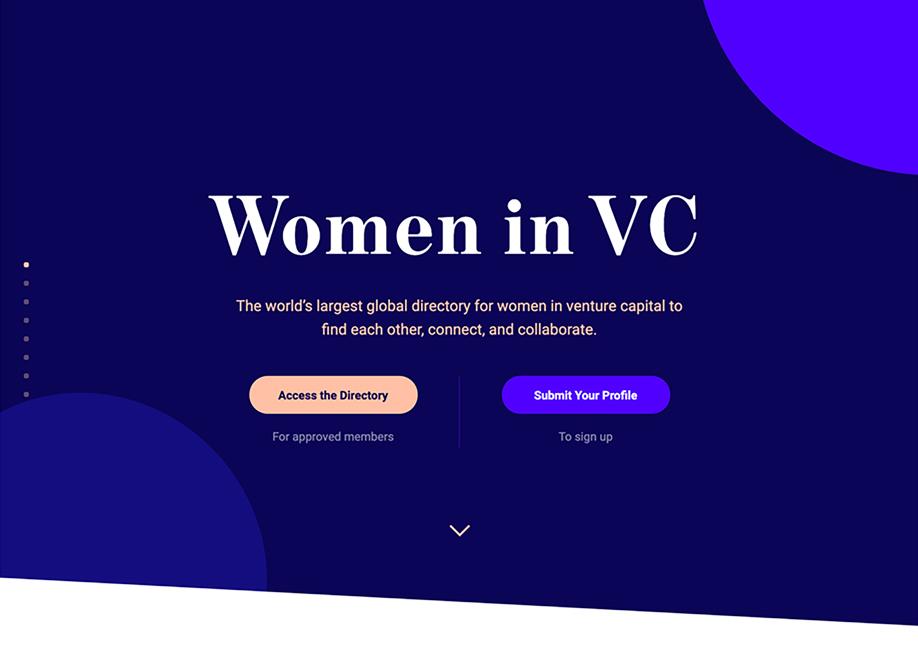Women in VC