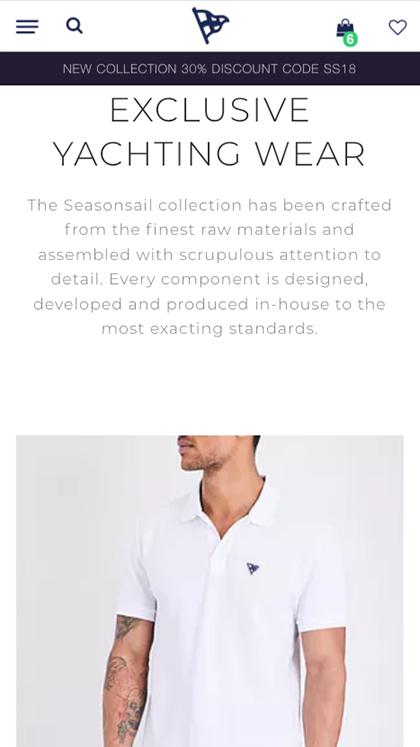 Seasonsail