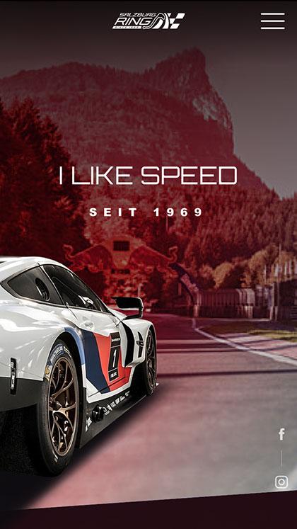 Salzburgring – I like speed