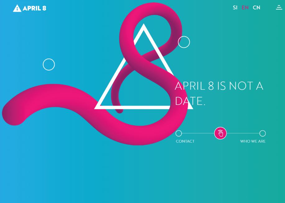 April 8, digital agency