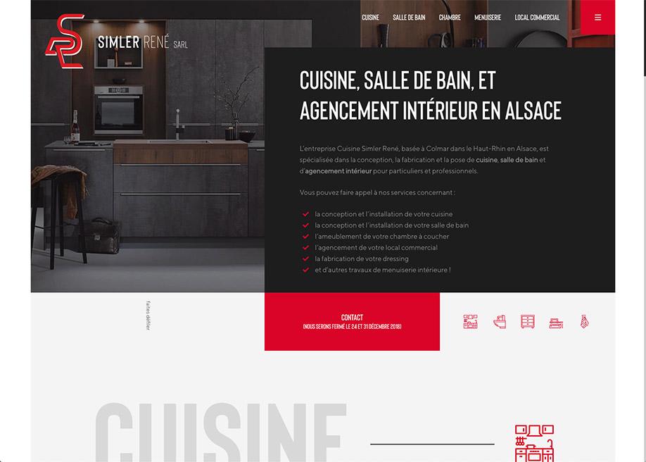 Cuisine Simler René