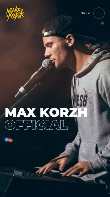 Max Korzh - Official website