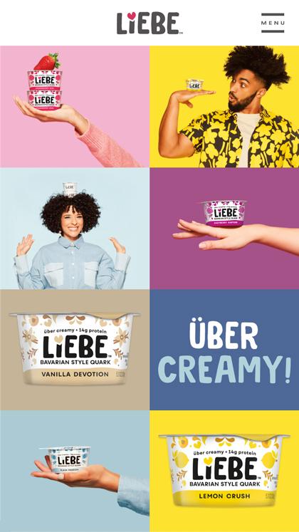 LIEBE Quark - Mobile Report