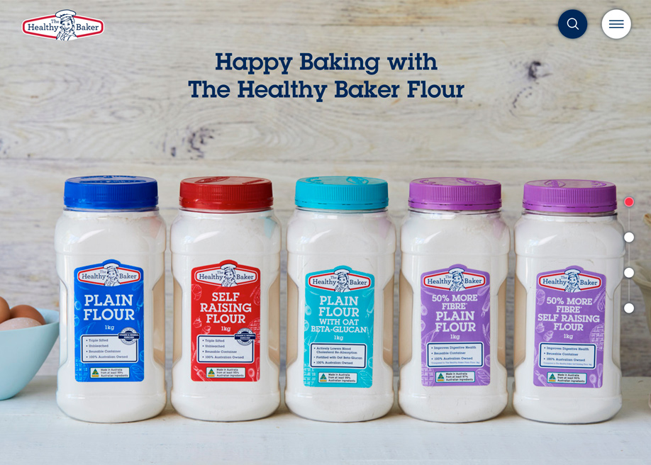 The Healthy Baker